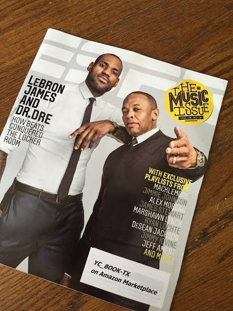 ESPN Magazine - Music Issue