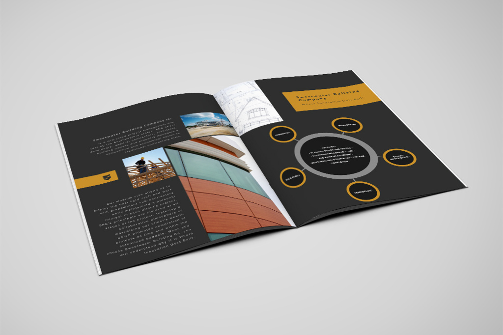 Sweetwater Building Co Booklet