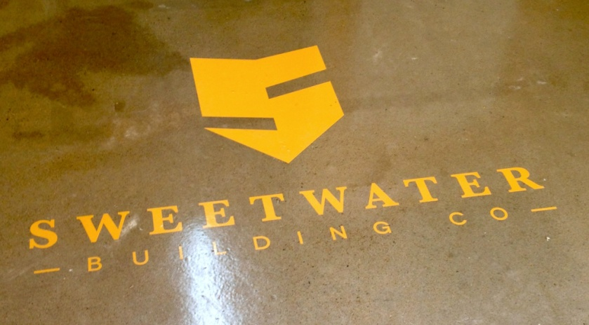 Sweetwater Building Co Lobby Floor